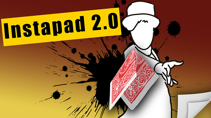 Instapad 2.0 - Gonçalo Gil and Danny Weiser produced - Gee Magic