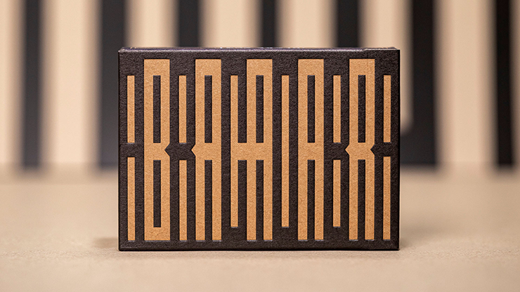 ABRACADABRA Playing Card by Blake Vogt