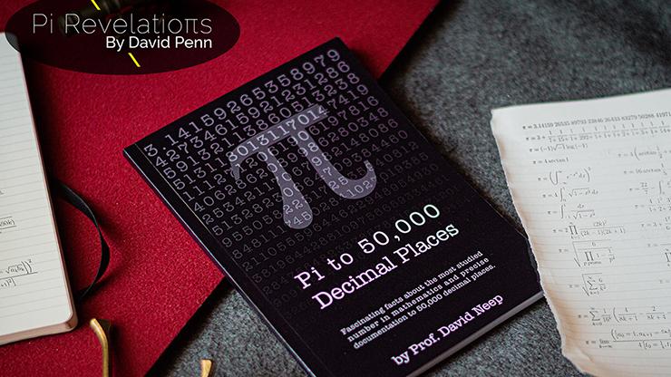 Pi Revelations - David Penn  Book