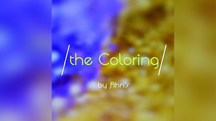 The Coloring - Ahn\'s