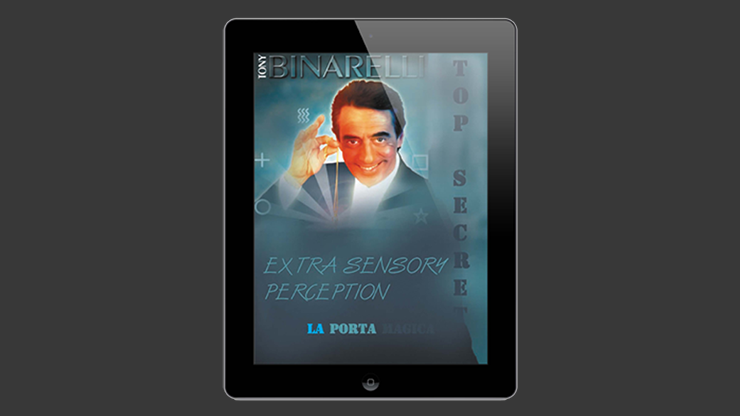Extra Sensory Perception by Tony Binarelli Published by La Porta Magica eBook DOWNLOAD