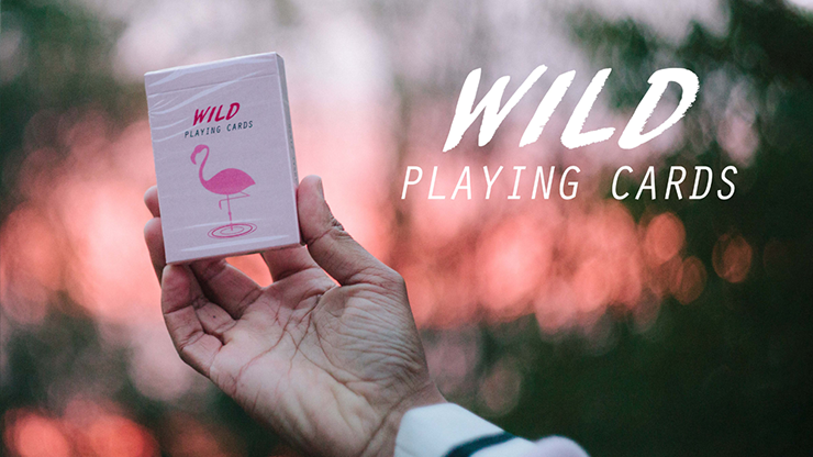 Wild Playing Cards