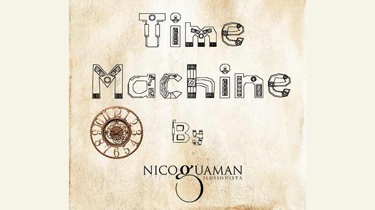 Time Machine By Nico Guaman video DOWNLOAD