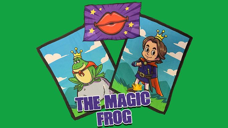 THE MAGIC FROG - Magic and  Defma
