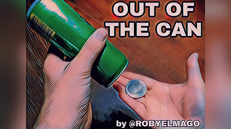 Out Of The Can by Roby El Mago video DOWNLOAD