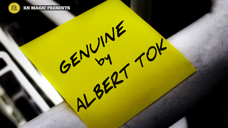 Genuine by Albert Tok & RN magicvideo DOWNLOAD