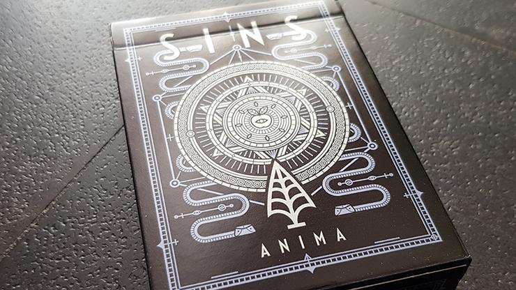 SINS 2  Anima Playing Cards