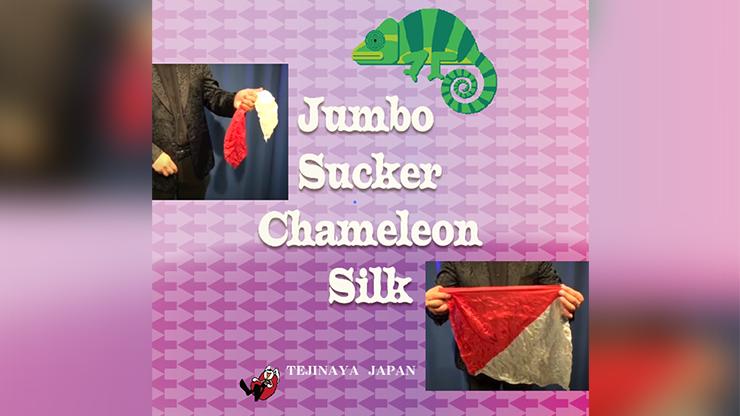 Jumbo Sucker Chameleon Silk  - Tejinaya Magic