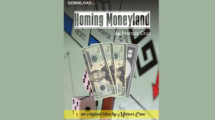 Homing Moneyland - Marcos Cruz video DOWNLOAD
