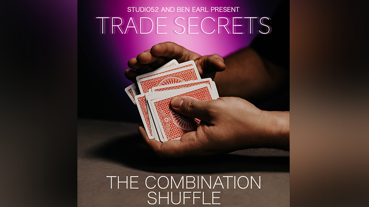 Trade Secrets #1 - The Combination Shuffle by Benjamin Earl and Studio 52 video DOWNLOAD