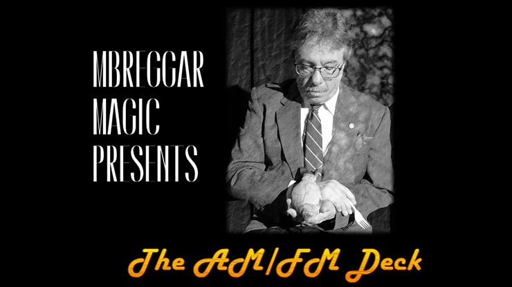 AM FM DECK RED - Michael Breggar