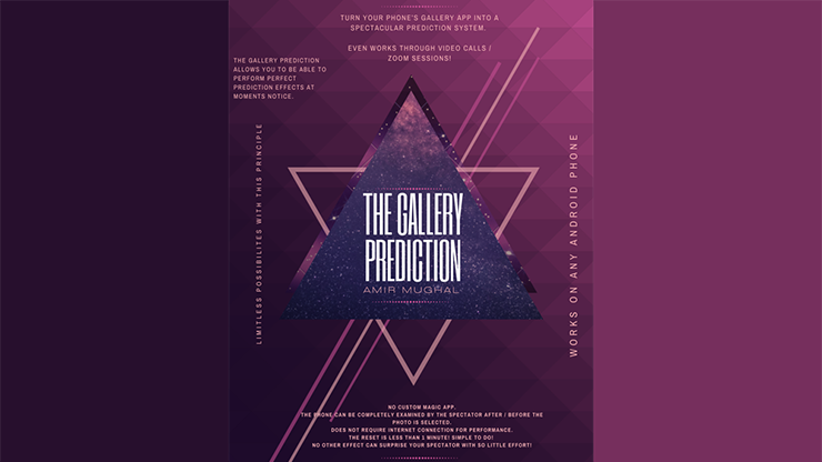 The Gallery Prediction - Amir Mugha video DOWNLOAD