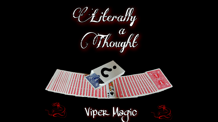 Literally a Thought - Viper Magic video DOWNLOAD