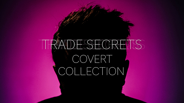 Trade Secrets #6 - The Covert Collection by Benjamin Earl and Studio 52 video DOWNLOAD
