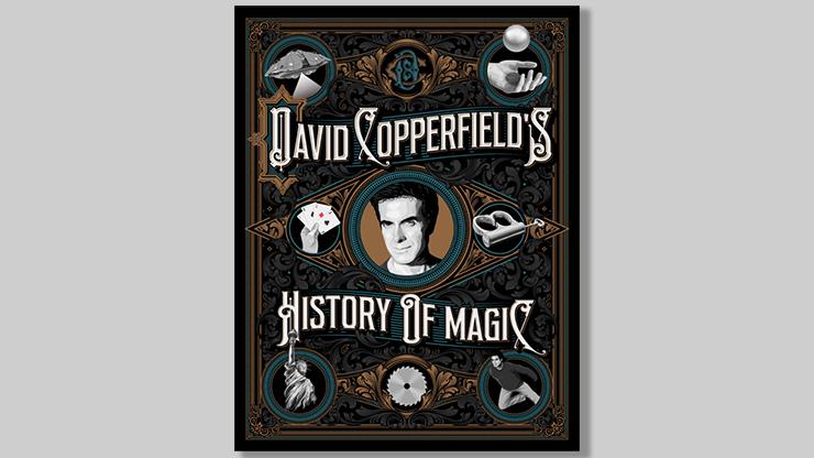 David Copperfield's History of Magic - David Copperfield, Richard Wiseman and David Britland  Book