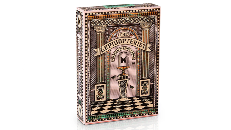 Lepidopterist Playing Cards - Art of Play