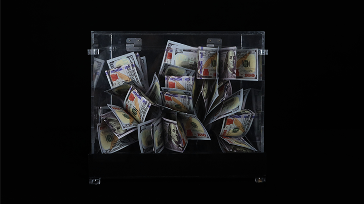 Money Box Deluxe by 7 Magic - Trick