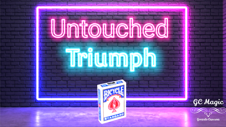 Untouched Triumph by Gonzalo Cuscuna video DOWNLOAD