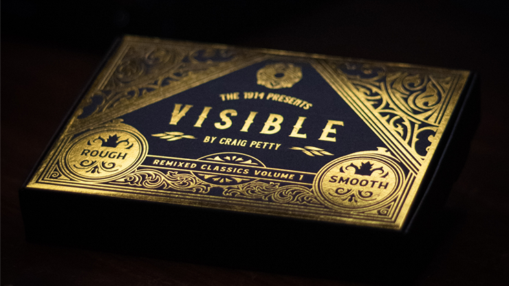 Visible (Gimmicks and Online Instructions) - Craig Petty and the 1914