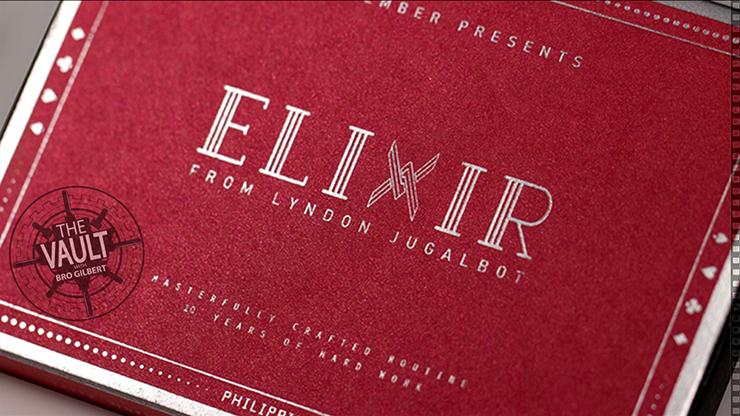 The Vault - Skymember Presents ELIXIR  by Lyndon Jugalbot