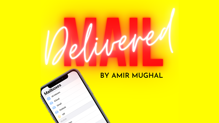 Mail Delivered by Amir Mughal video DOWNLOAD