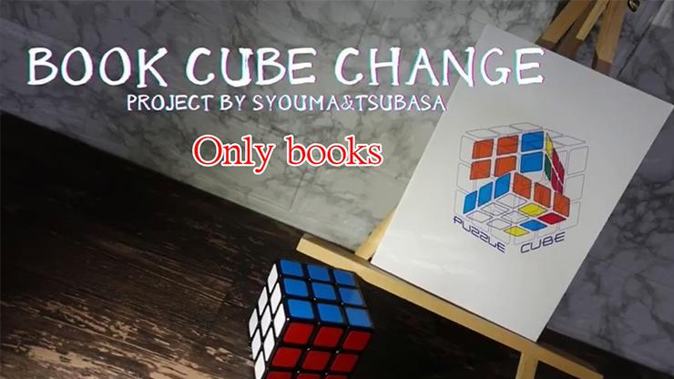 Book Cube Change - SYOUMA & TSUBASA