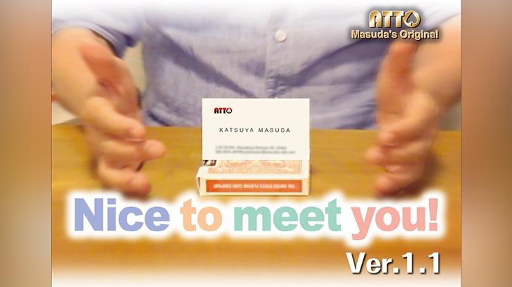 Nice To Meet You 2! - Masuda Magic