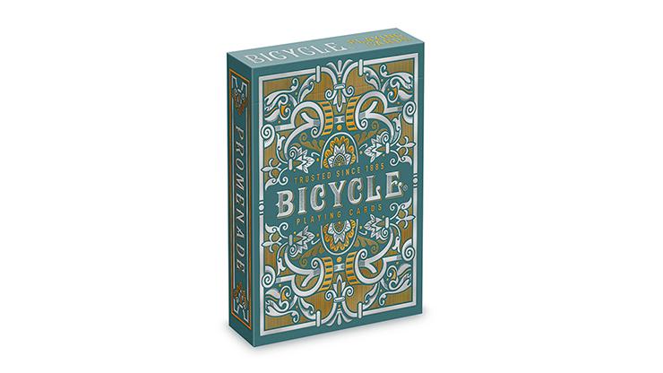 Bicycle Promenade Playing Cards - US Playing Card