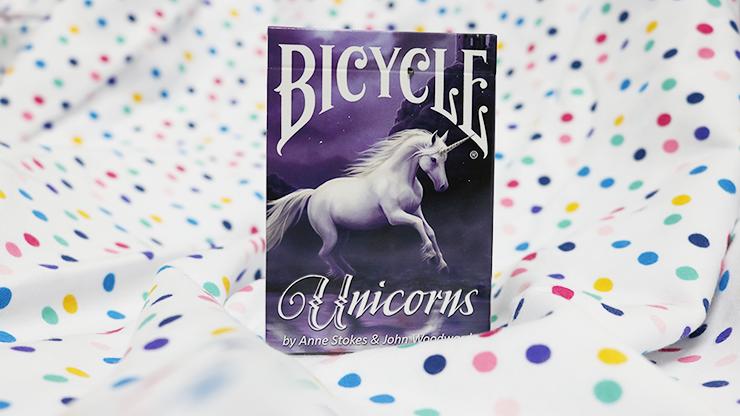 Anne Stokes Unicorns (Purple) Cards - USPCC