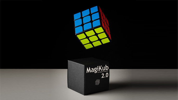 MAGIKUB 2.0 - Federico Poeymiro