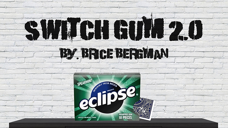 Switch Gum 2.0 - Brice Bergman video DOWNLOAD