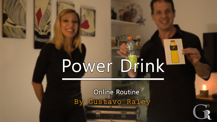 Power Drink by Gustavo Raley video DOWNLOAD