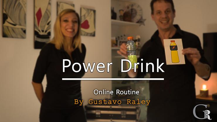 Power Drink - Gustavo Raley video DOWNLOAD