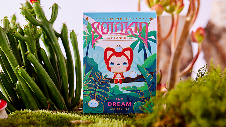 The Dream (Forest Edition) Playing Cards - SOLOKID