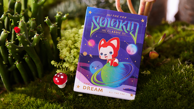 The Dream (Planet Edition) Playing Cards - SOLOKID