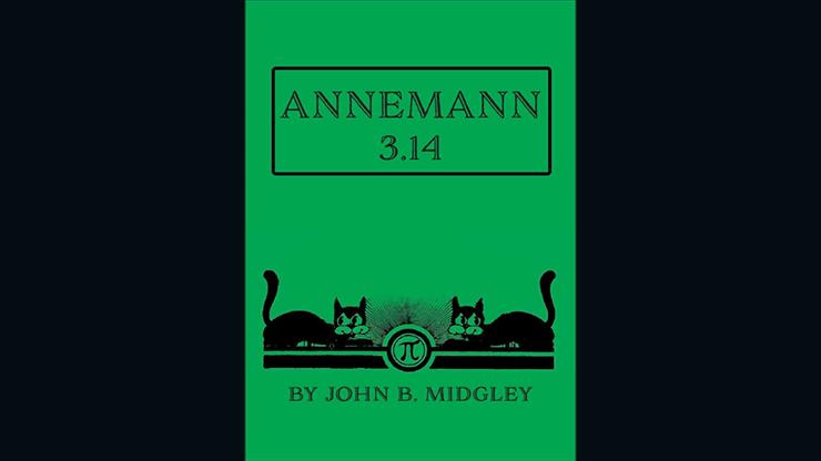 Annemann 3.14 Index - John B. Midgley