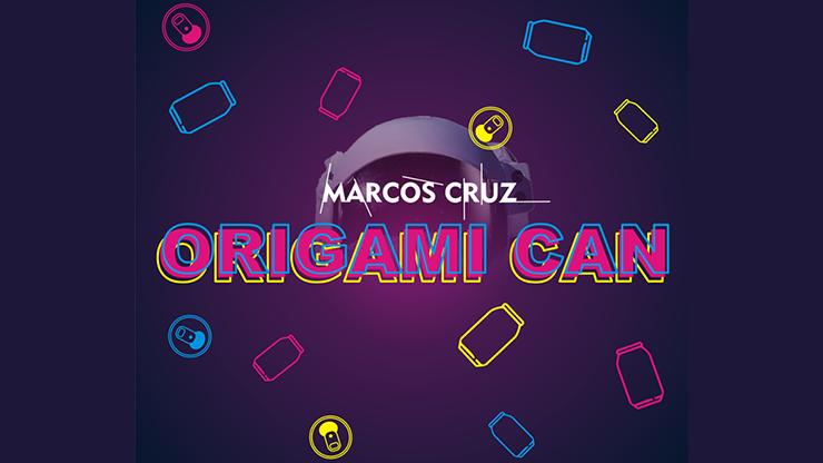 Origami Can - Marcos Cruz