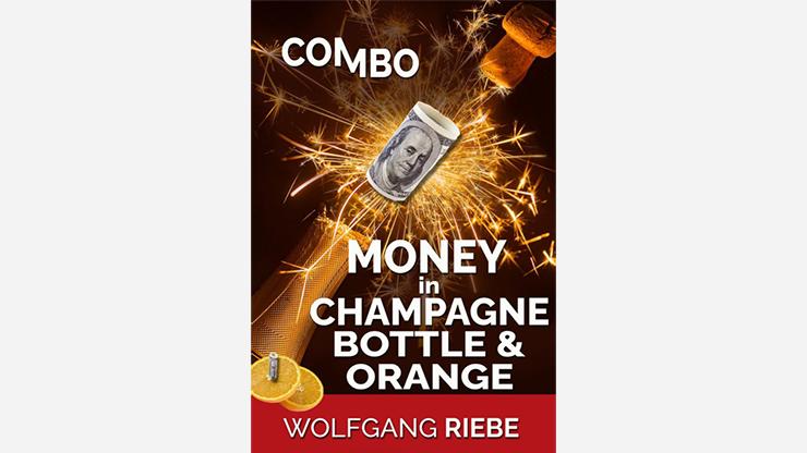 Money in Champagne Bottle & Orange by Wolfgang Riebe ebook DOWNLOAD