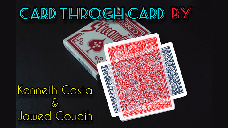 Card through Card - Kenneth Costa and Jaed Goudih video DOWNLOAD