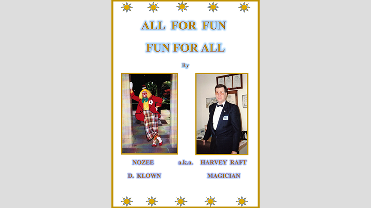 All for Fun and Fun for All - Harvey Raft eBook DOWNLOAD