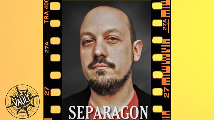 The Vault  Separagon - Woody Aragon & Lost Art Magic