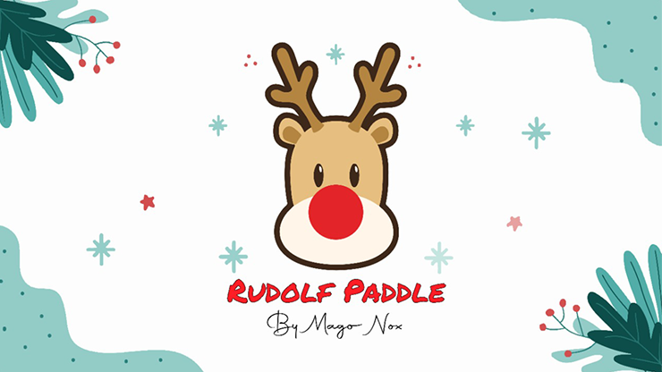 ROUDOLF PADDLE  - Reynaldo Gavidia