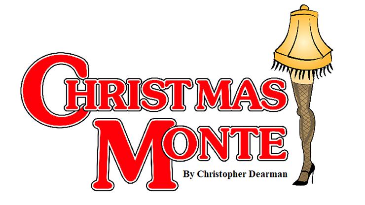 Christmas Monte by Christopher Dearman - Trick