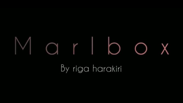 MARLBOX Gimmick by Riga Harakiri and Imperio Magic video DOWNLOAD