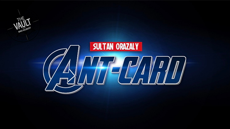 The Vault - Ant Card by Sultan Orazaly video DOWNLOAD