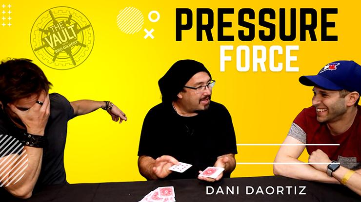 The Vault - Pressure Force by Dani Daortiz video Download