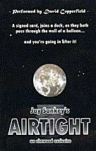 Airtight - Jay Sankey
