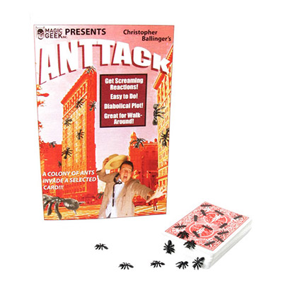 Anttack - Christopher Ballinger & Magic Geek