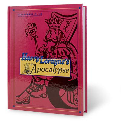 Apocalypse # 2 - Harry Loryane - Libro de Magia