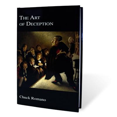 The Art of Deception - Chuck Romano - Libro de Magia